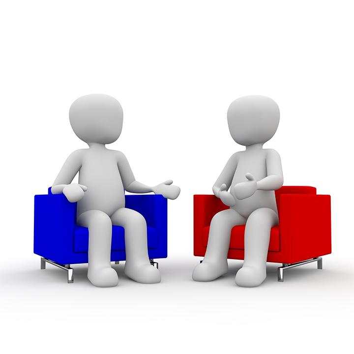 会話の能力を回復する「言語聴覚士」